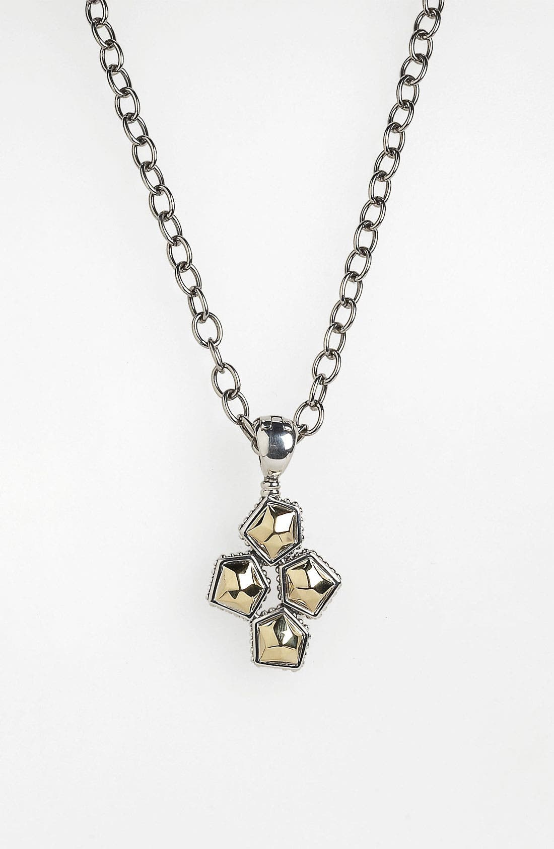 Alternate Image 2  - LAGOS 'Rocks' Long Statement Pendant Necklace