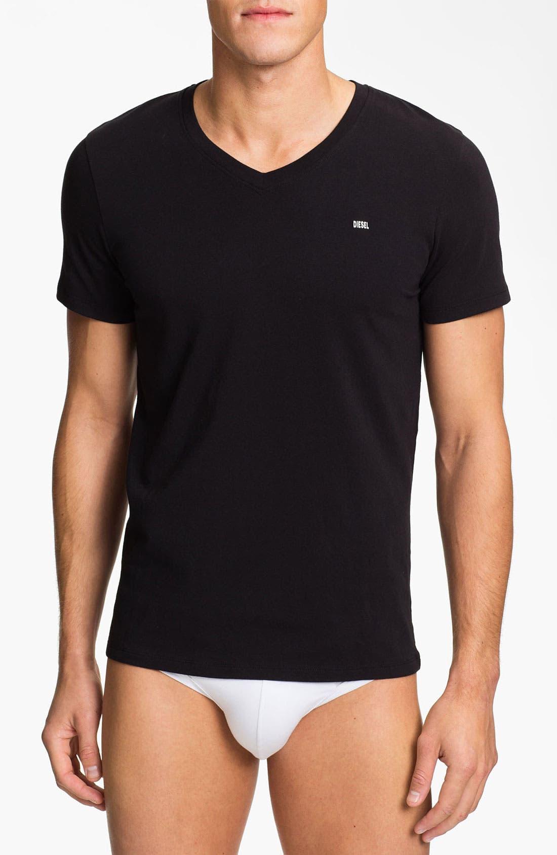 Main Image - DIESEL® 'Michael' V-Neck T-Shirt