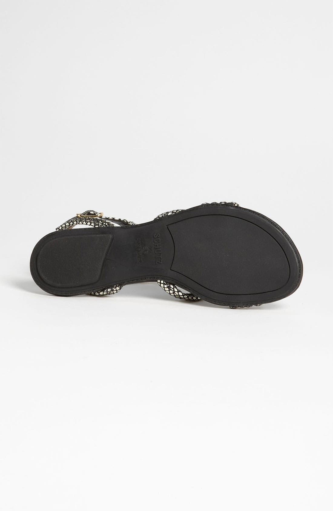 Alternate Image 4  - Schutz 'Akshanan' Sandal