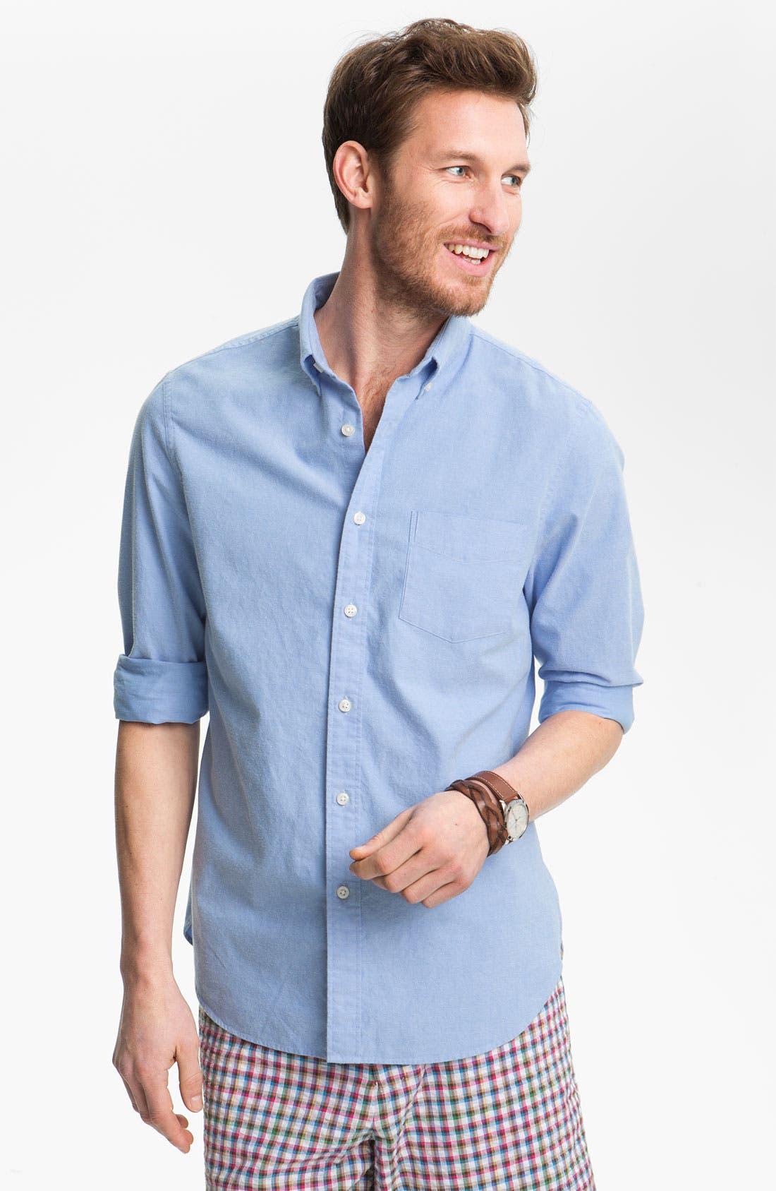 Main Image - Wallin & Bros. Sport Shirt
