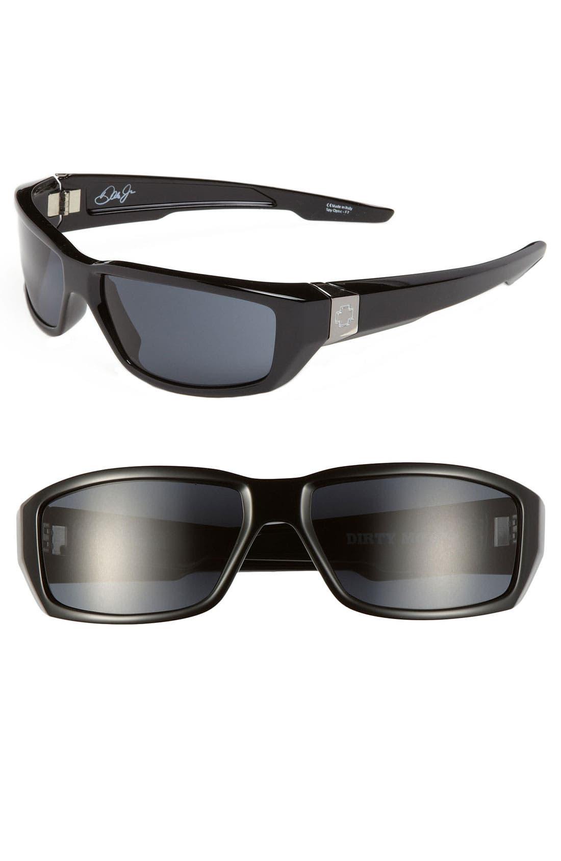 Alternate Image 1 Selected - SPY Optic 'Dale Earnhardt Jr. - Dirty Mo' 59mm Sunglasses
