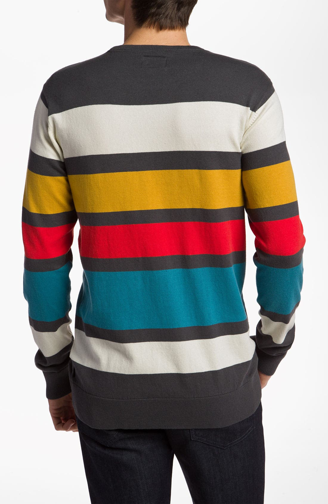 Alternate Image 2  - Quiksilver 'Casting' Sweater