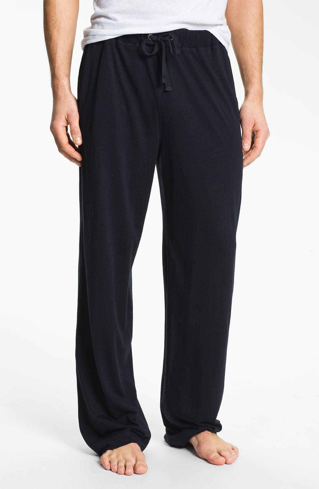 Alternate Image 1 Selected - Daniel Buchler Pima Cotton & Modal Lounge Pants