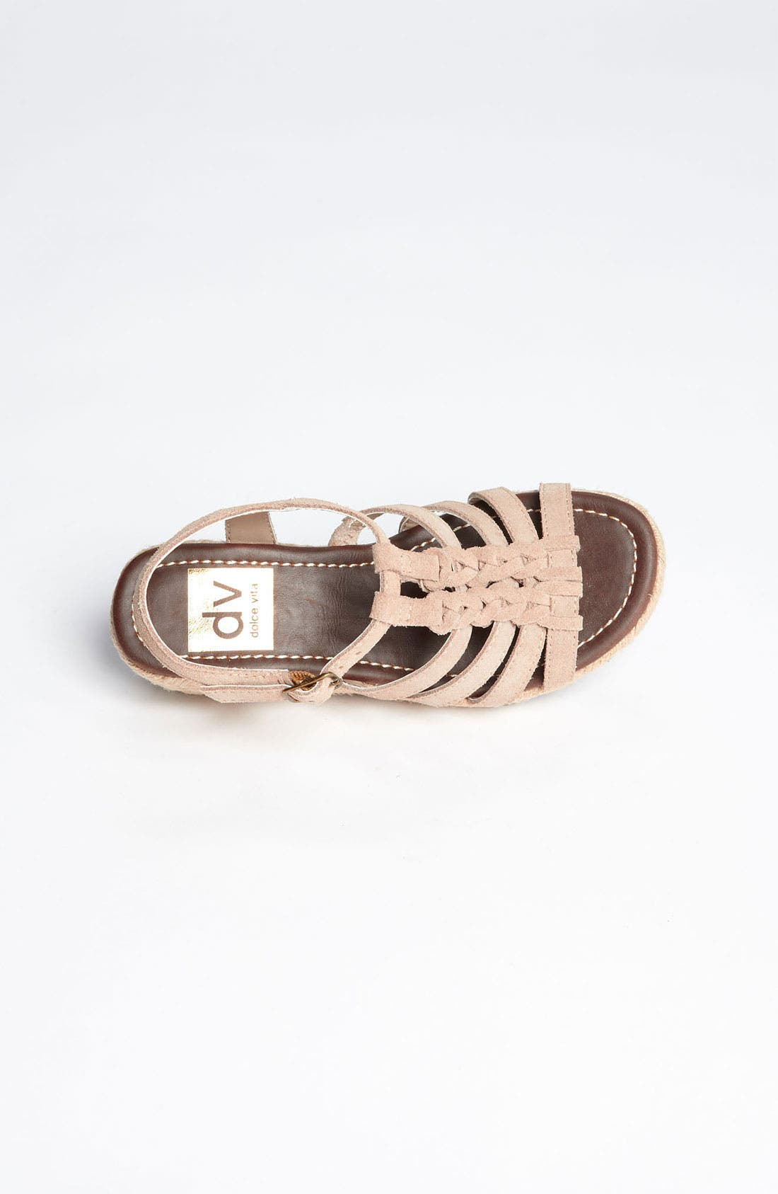 Alternate Image 3  - DV by Dolce Vita 'Taz' Sandal (Toddler, Little Kid & Big Kid)