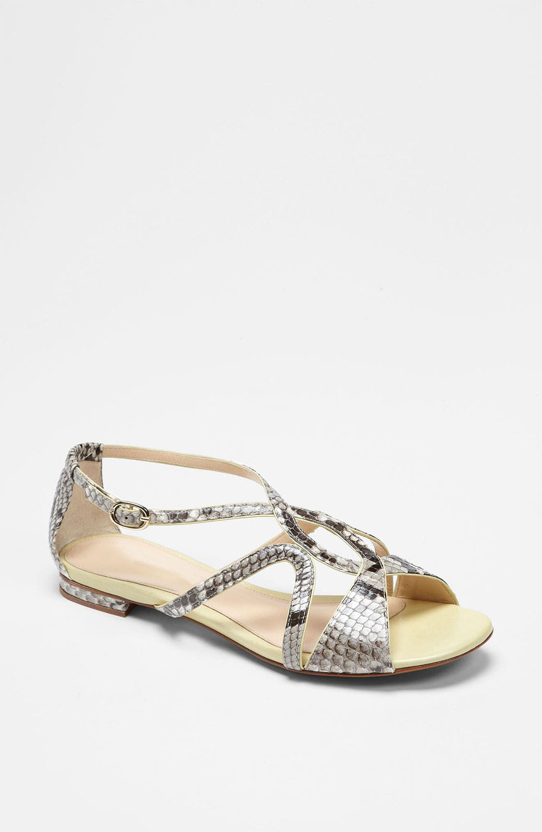 Alternate Image 1 Selected - Alexandre Birman Flat Sandal