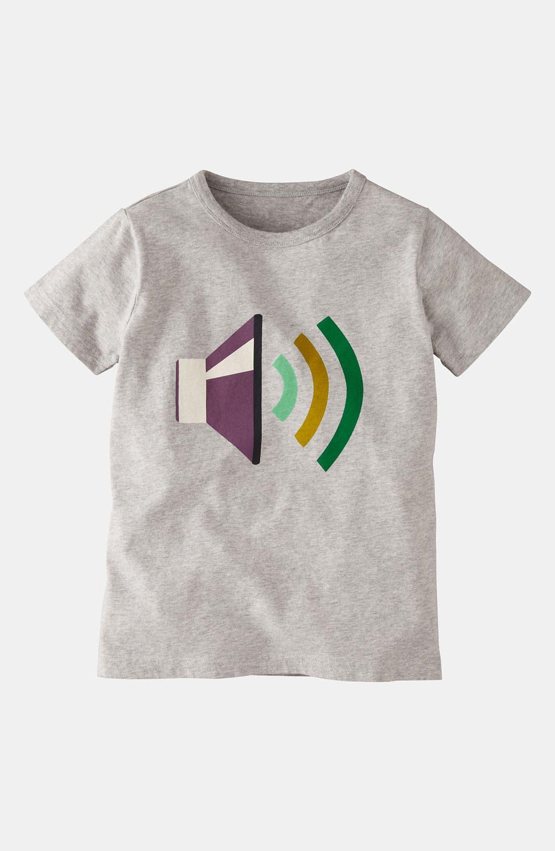 Alternate Image 1 Selected - Mini Boden Graphic T-Shirt (Toddler, Little Boys & Big Boys)