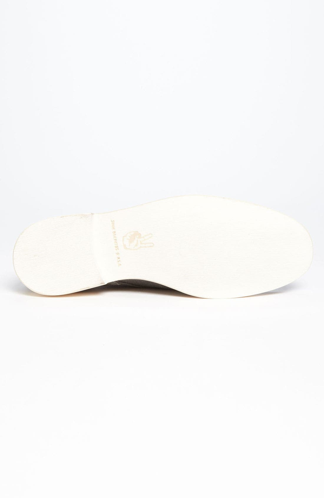 Alternate Image 4  - John Varvatos Star USA 'Sid' Canvas Buck Shoe