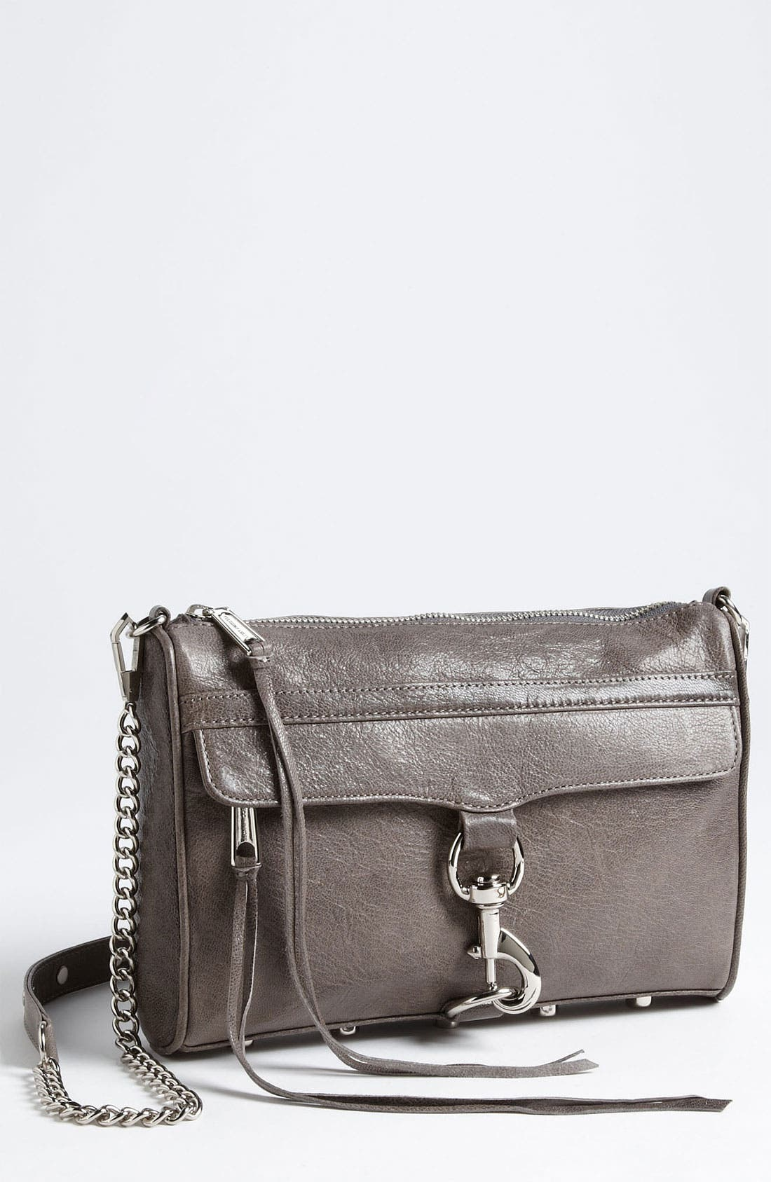 Alternate Image 1 Selected - Rebecca Minkoff 'MAC' Leather Shoulder Bag