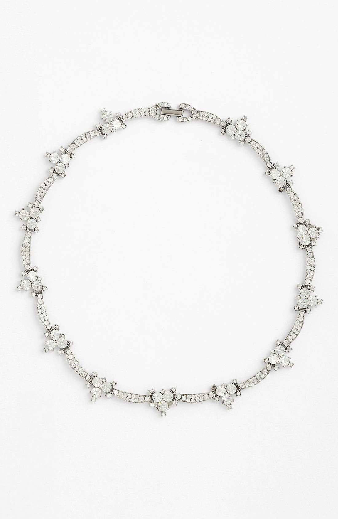 Alternate Image 2  - Nina 'Japonica' Cluster Station Necklace