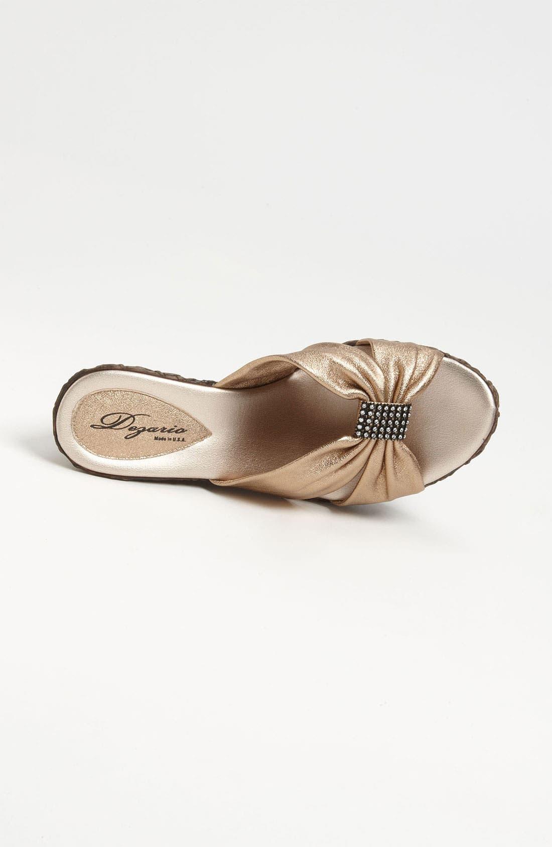 Alternate Image 3  - Dezario 'Tina' Sandal