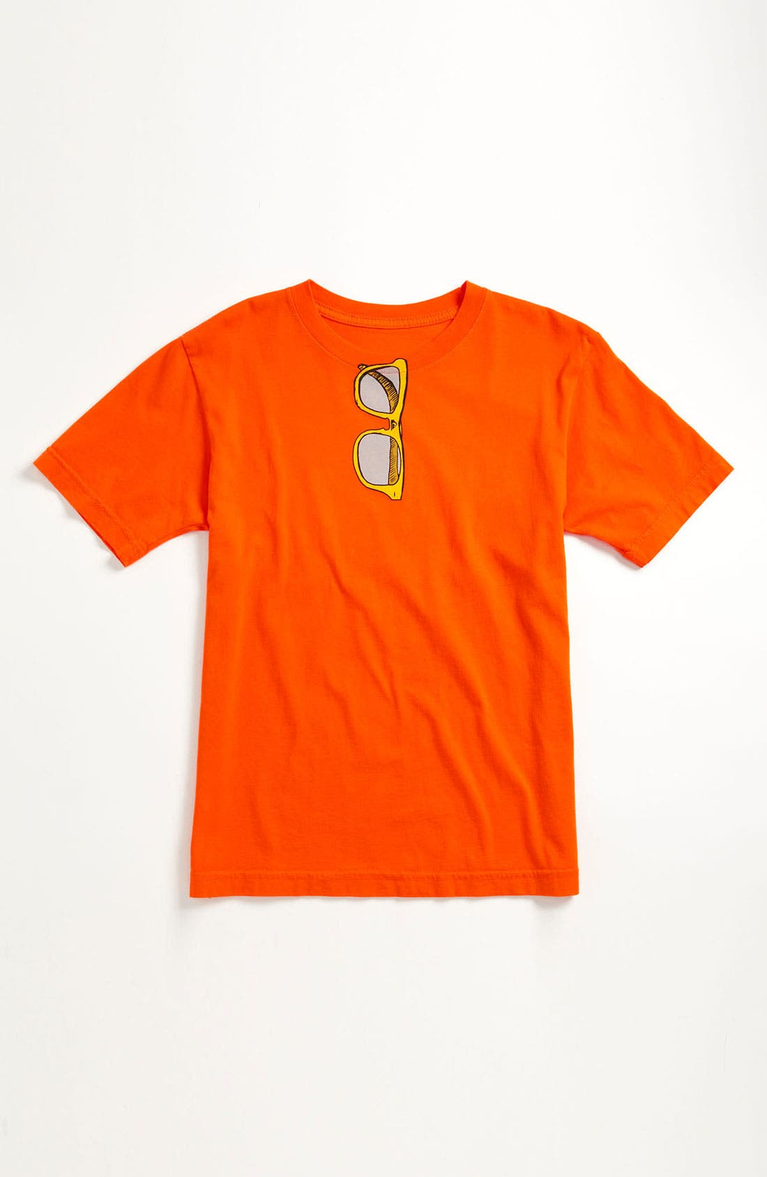 Alternate Image 1 Selected - Quiksilver Graphic T-Shirt (Big Boys)
