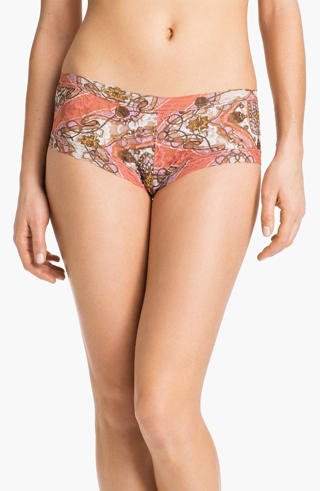 Alternate Image 1 Selected - Hanky Panky 'Jacquelyn' Boyshorts