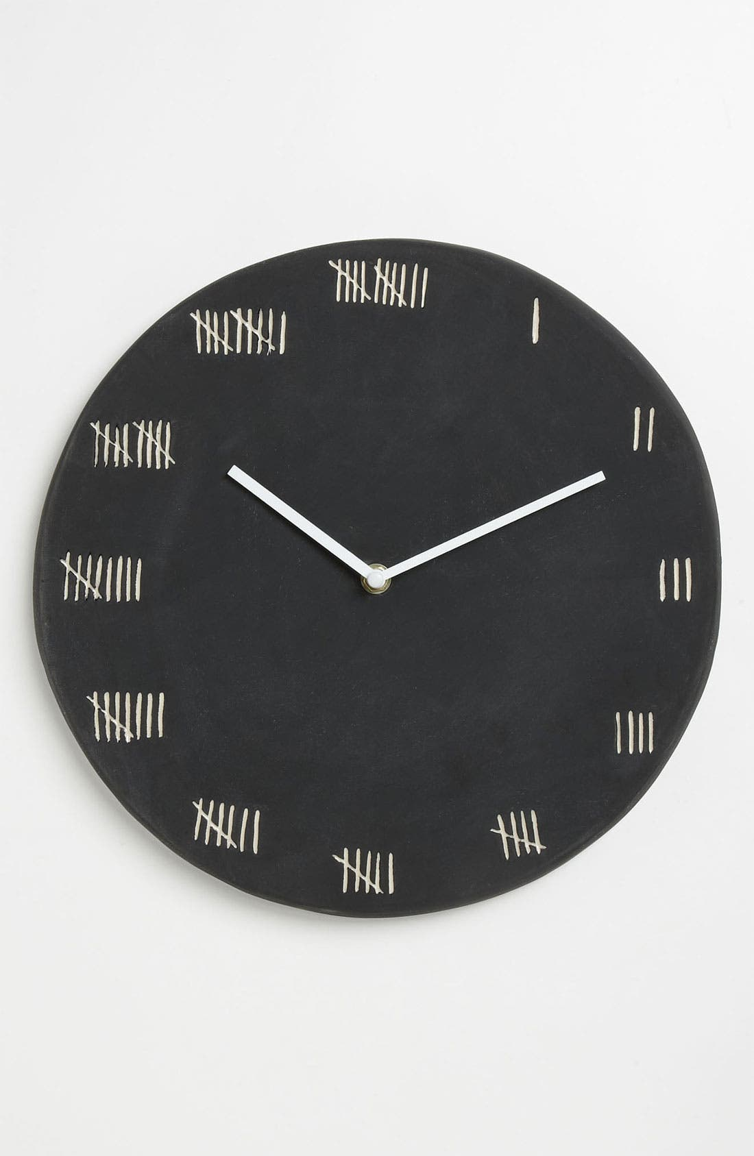 Alternate Image 1 Selected - Rae Dunn by Magenta Chalkboard Clock