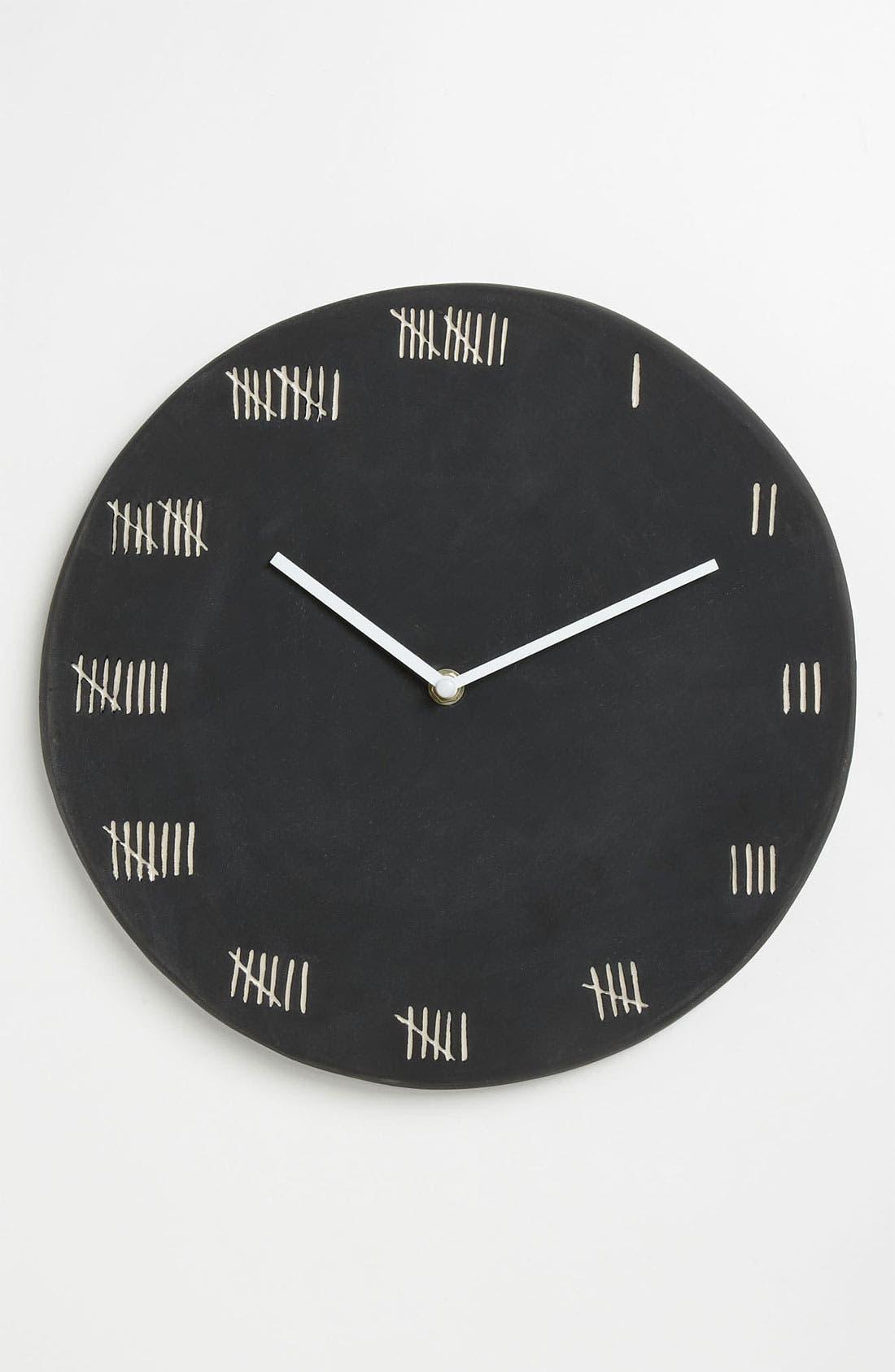 Main Image - Rae Dunn by Magenta Chalkboard Clock