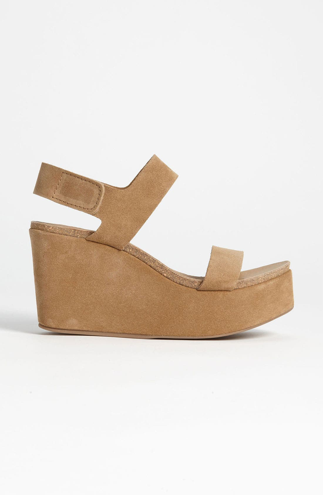 Alternate Image 4  - Pedro Garcia 'Dakota' Wedge Sandal (Exclusive Color)