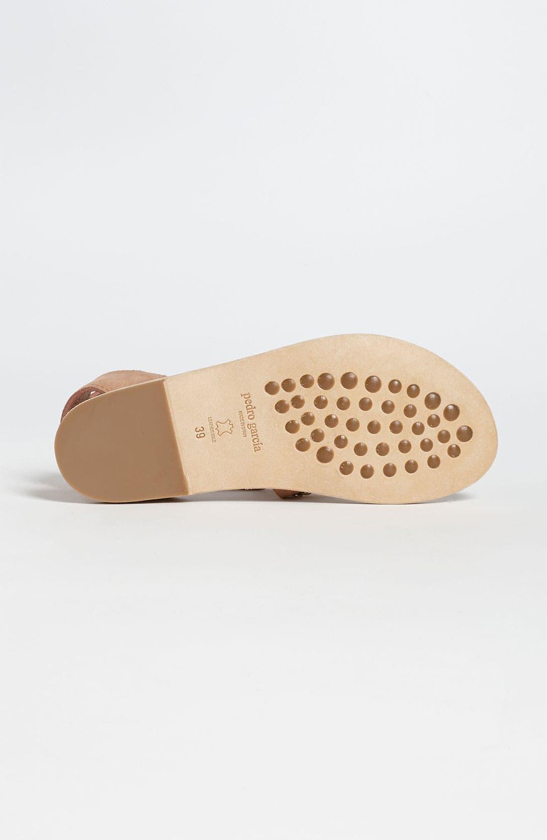 Alternate Image 4  - Pedro Garcia 'Ivana' Sandal