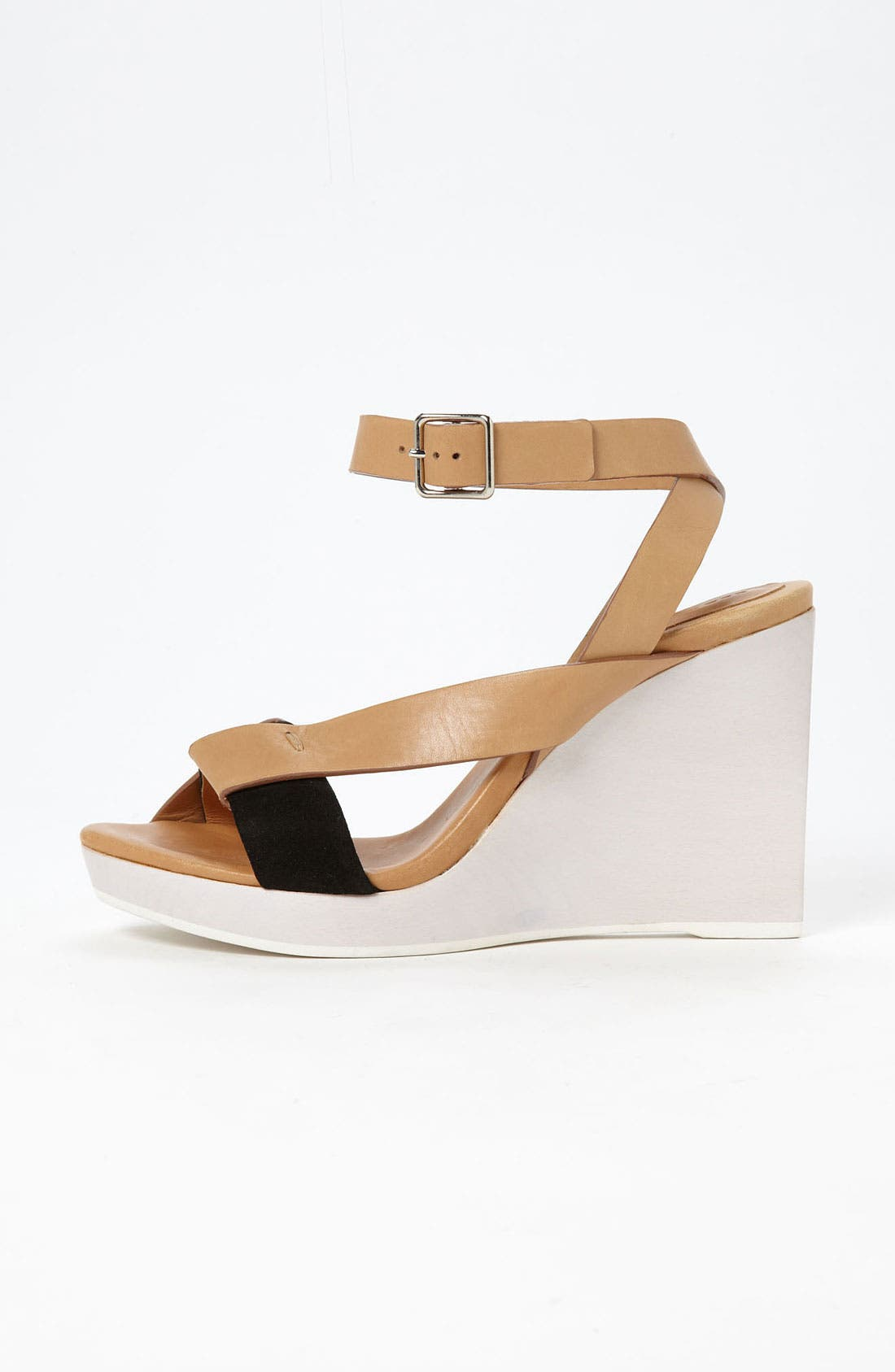 Alternate Image 4  - See by Chloé Summer Wedge Sandal