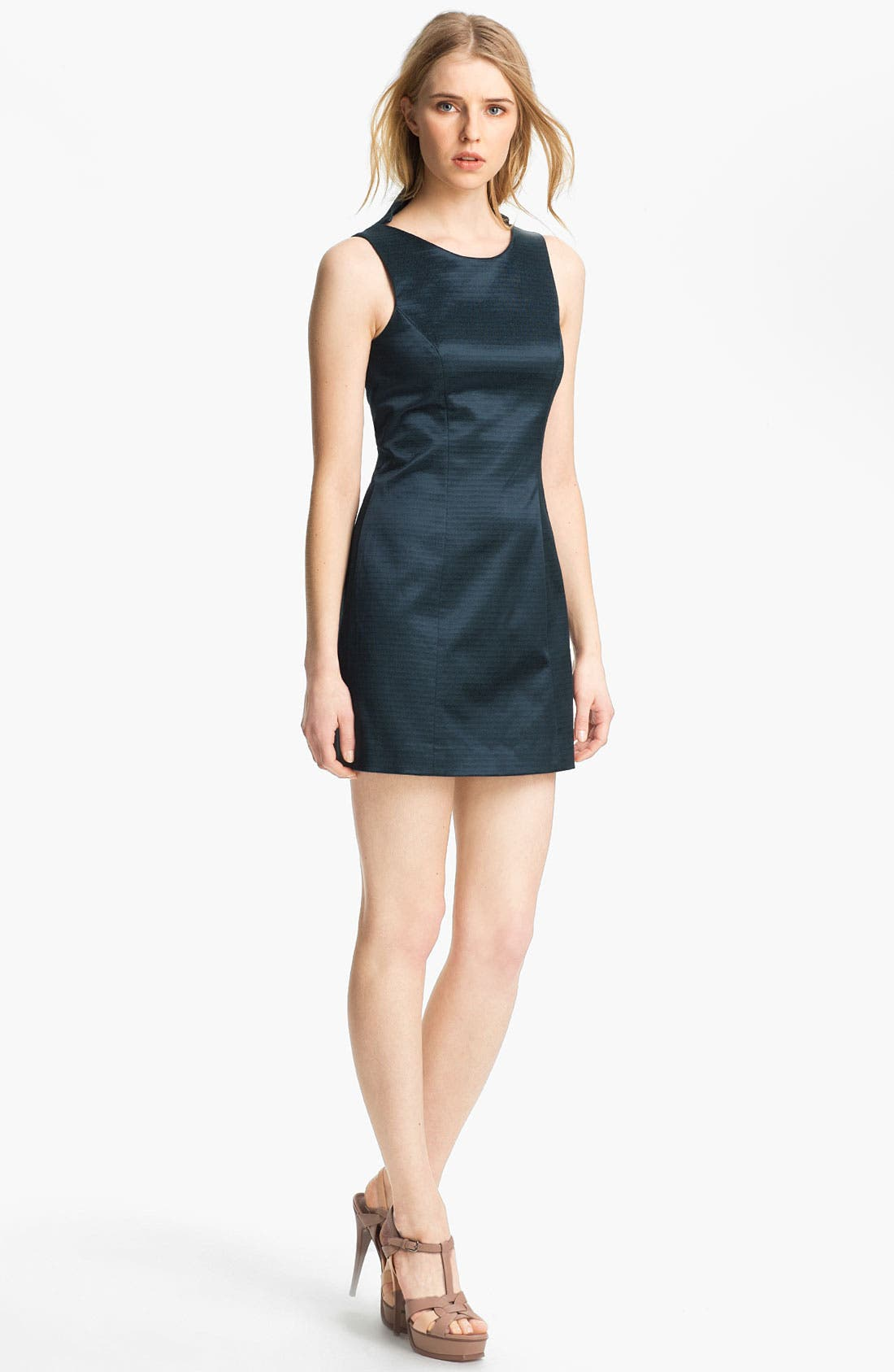 Alternate Image 1 Selected - Theyskens' Theory 'Drew Fwide' Sheath Dress