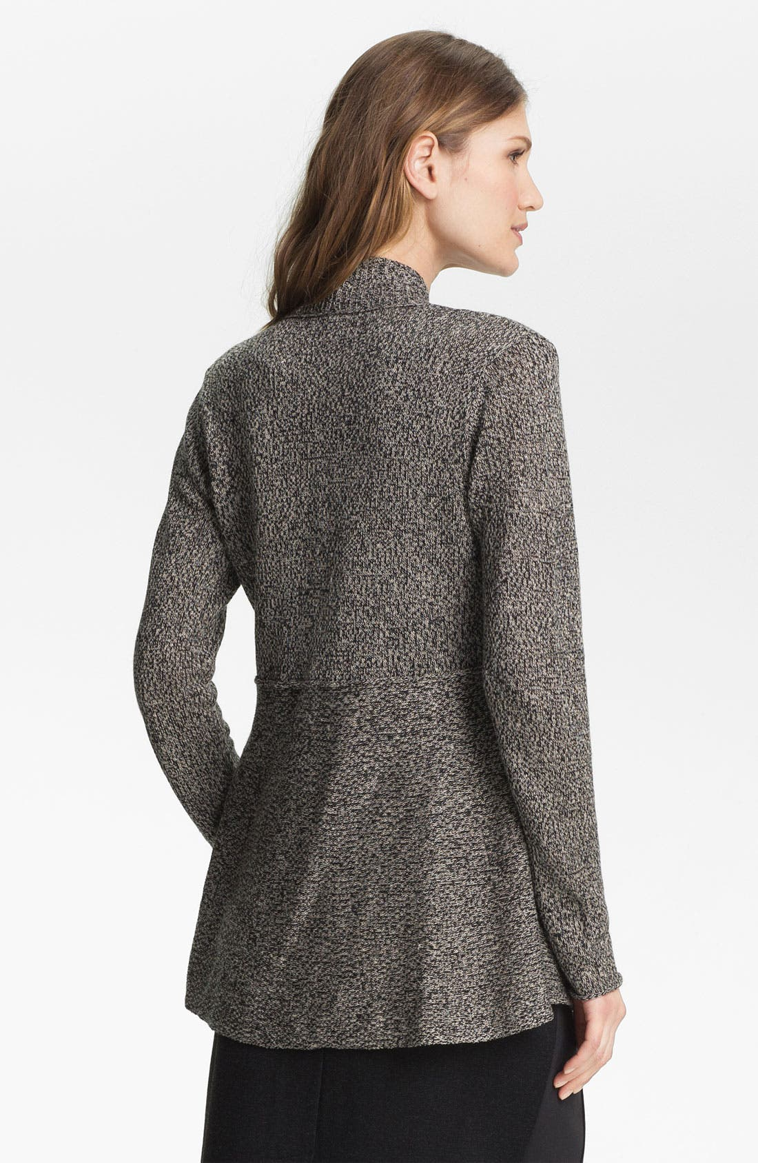 Alternate Image 2  - Eileen Fisher Shaped Cardigan (Online Exclusive)