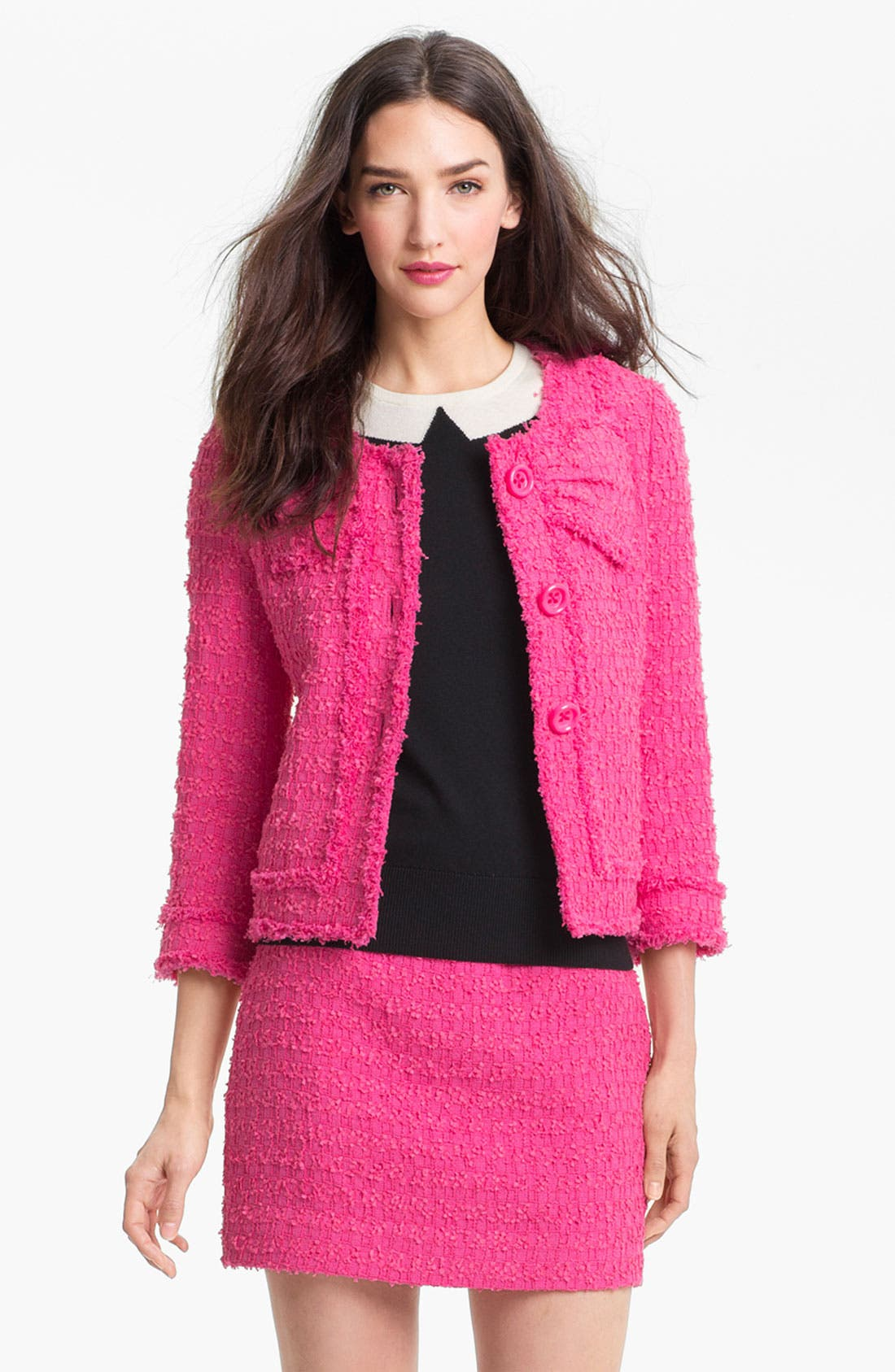 Alternate Image 1 Selected - kate spade new york 'kristie' jacket