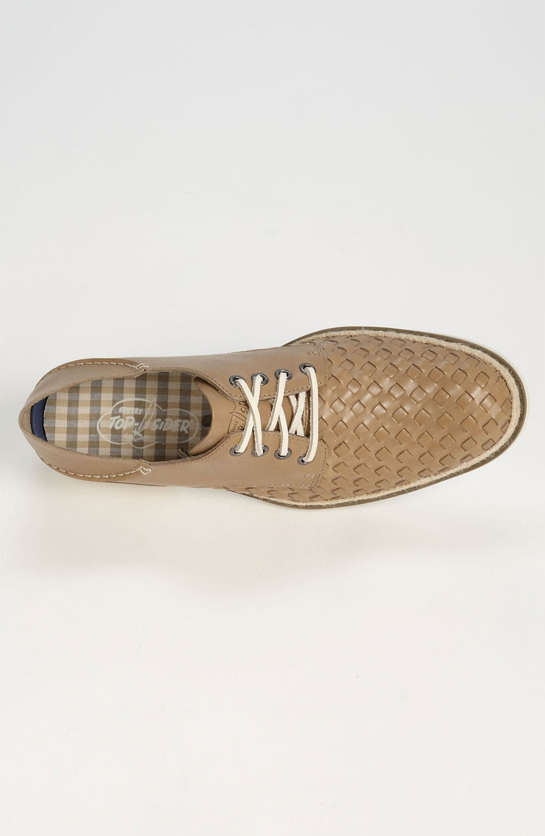 Alternate Image 3  - Sperry Top-Sider® 'Boat Ox' Woven Buck Shoe (Online Only)