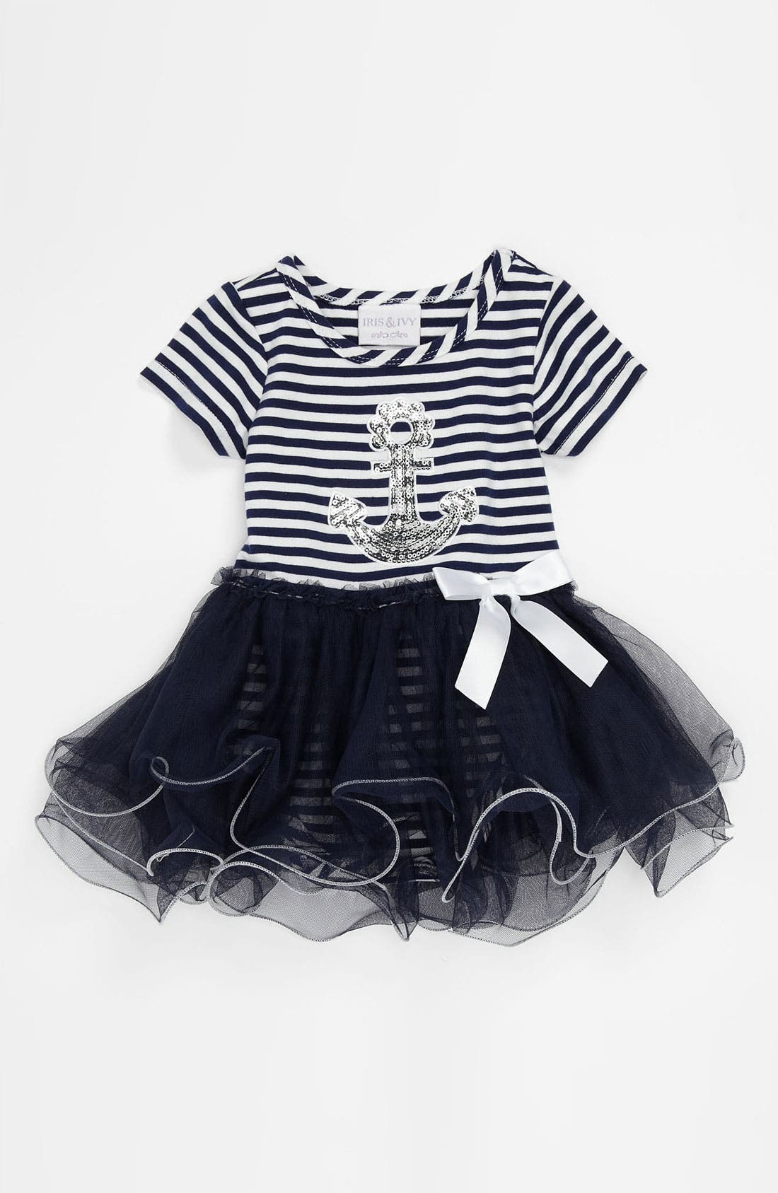 Main Image - Iris & Ivy Tutu Dress (Infant)