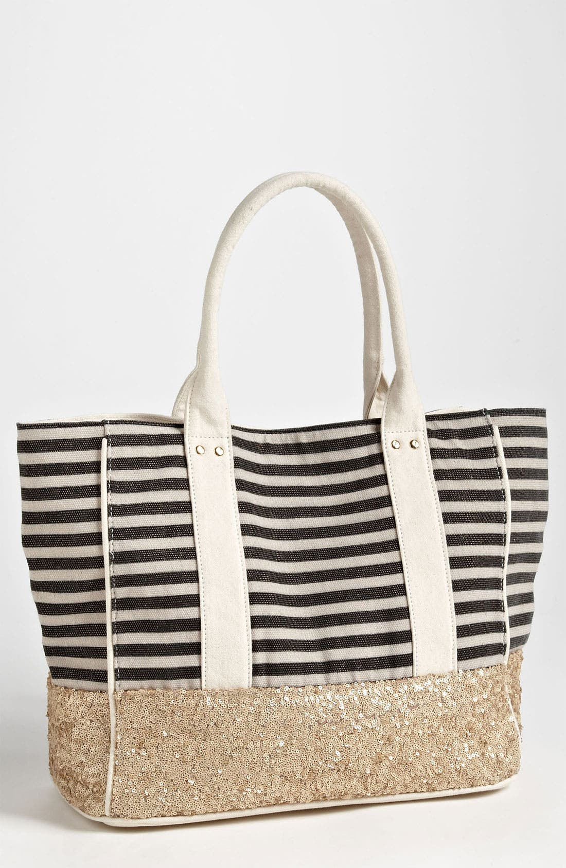 Alternate Image 1 Selected - Deux Lux 'Luka' Stripe Tote
