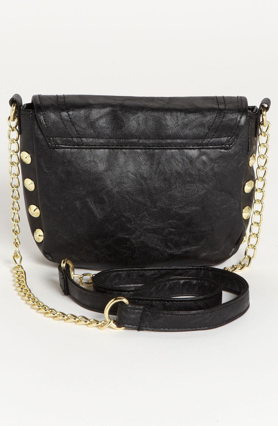Alternate Image 4  - Lulu Studded Crossbody Bag