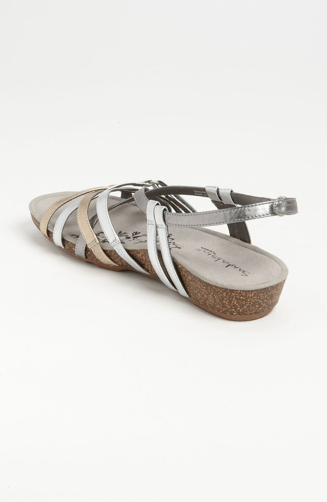 Alternate Image 2  - Aetrex 'Joy' Sandal