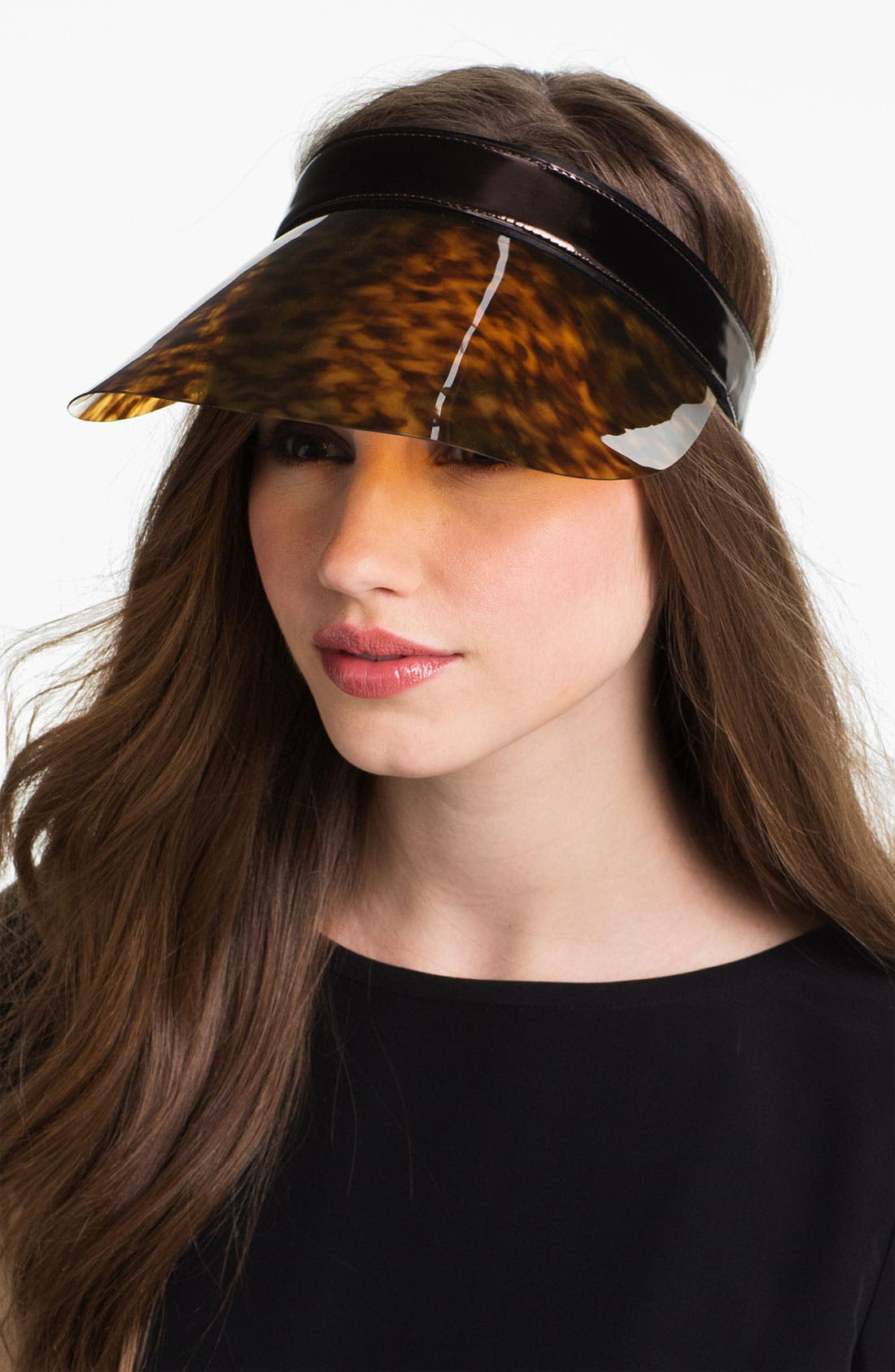 Alternate Image 1 Selected - Lanvin Visor