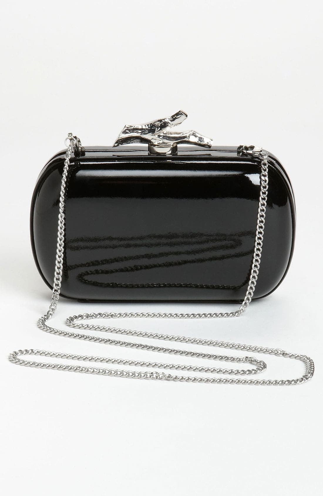 Alternate Image 3  - Diane von Furstenberg 'Lytton' Printed Leather Clutch