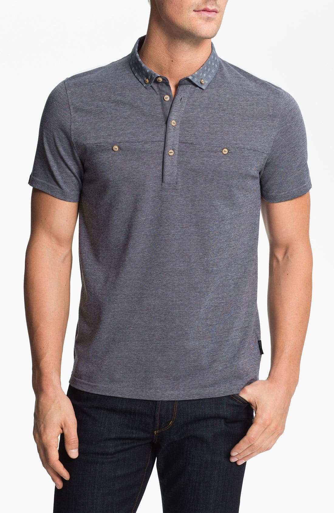 Alternate Image 1 Selected - Ted Baker London 'Rapravn' Polo