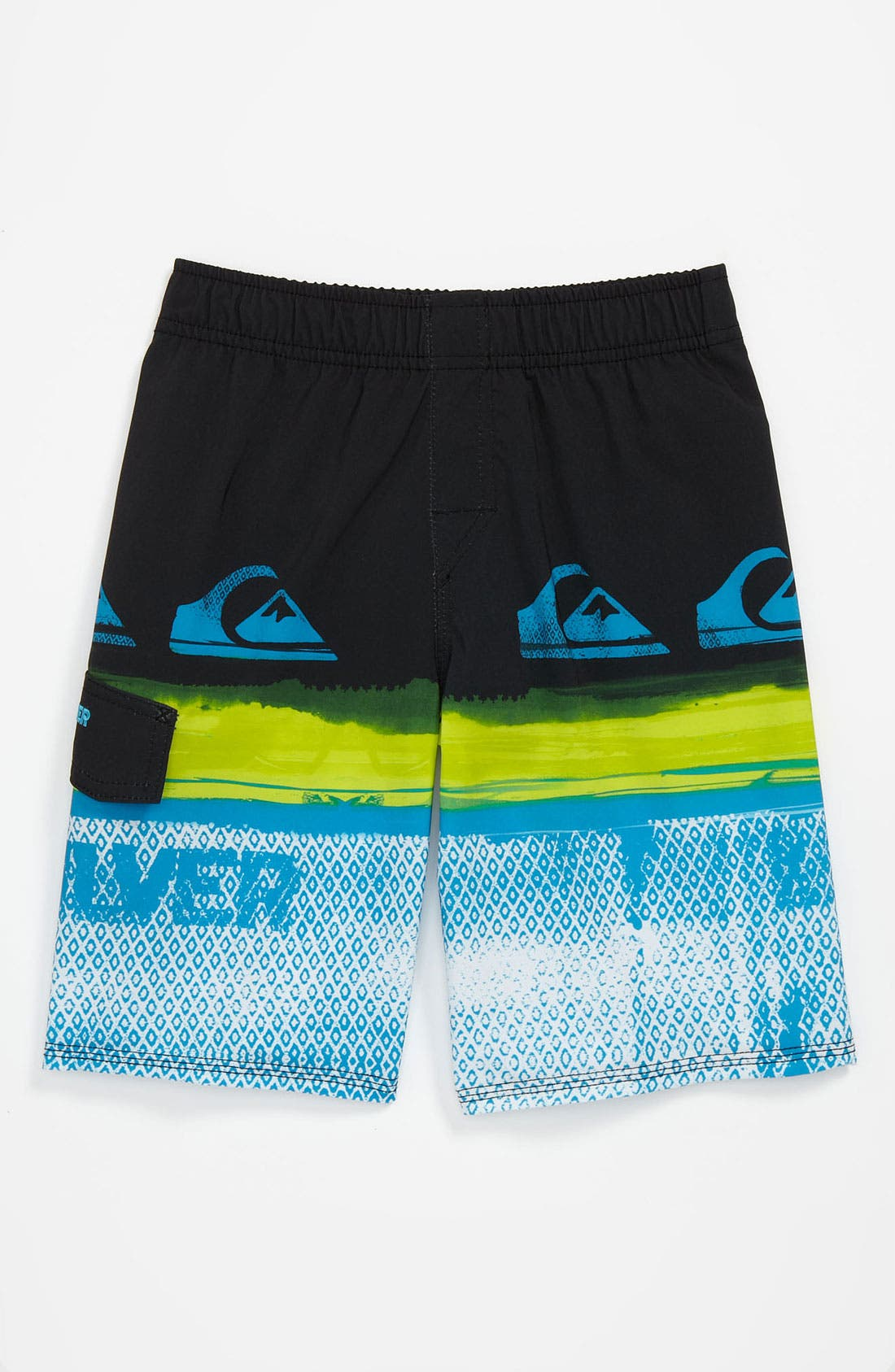 Main Image - Quiksilver 'Repeater' Volley Shorts (Little Boys)