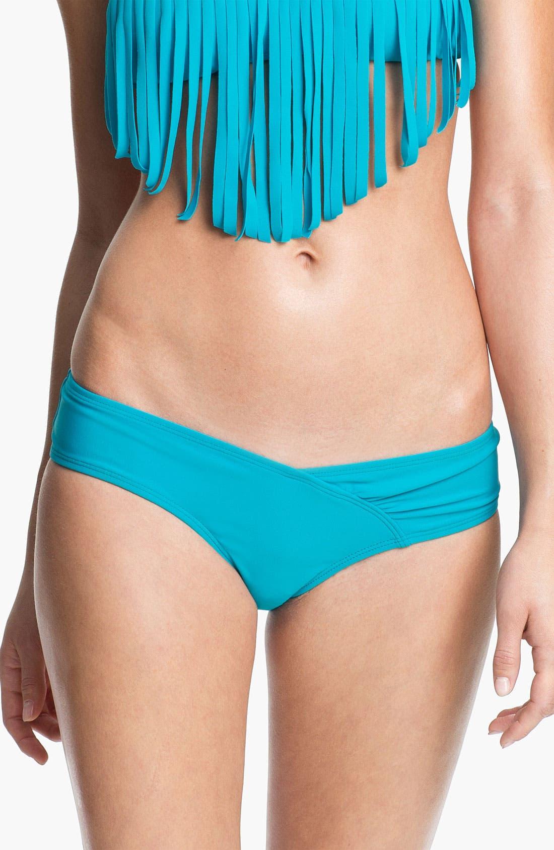 Main Image - 'Sweetheart' Boyshort Bikini Bottoms