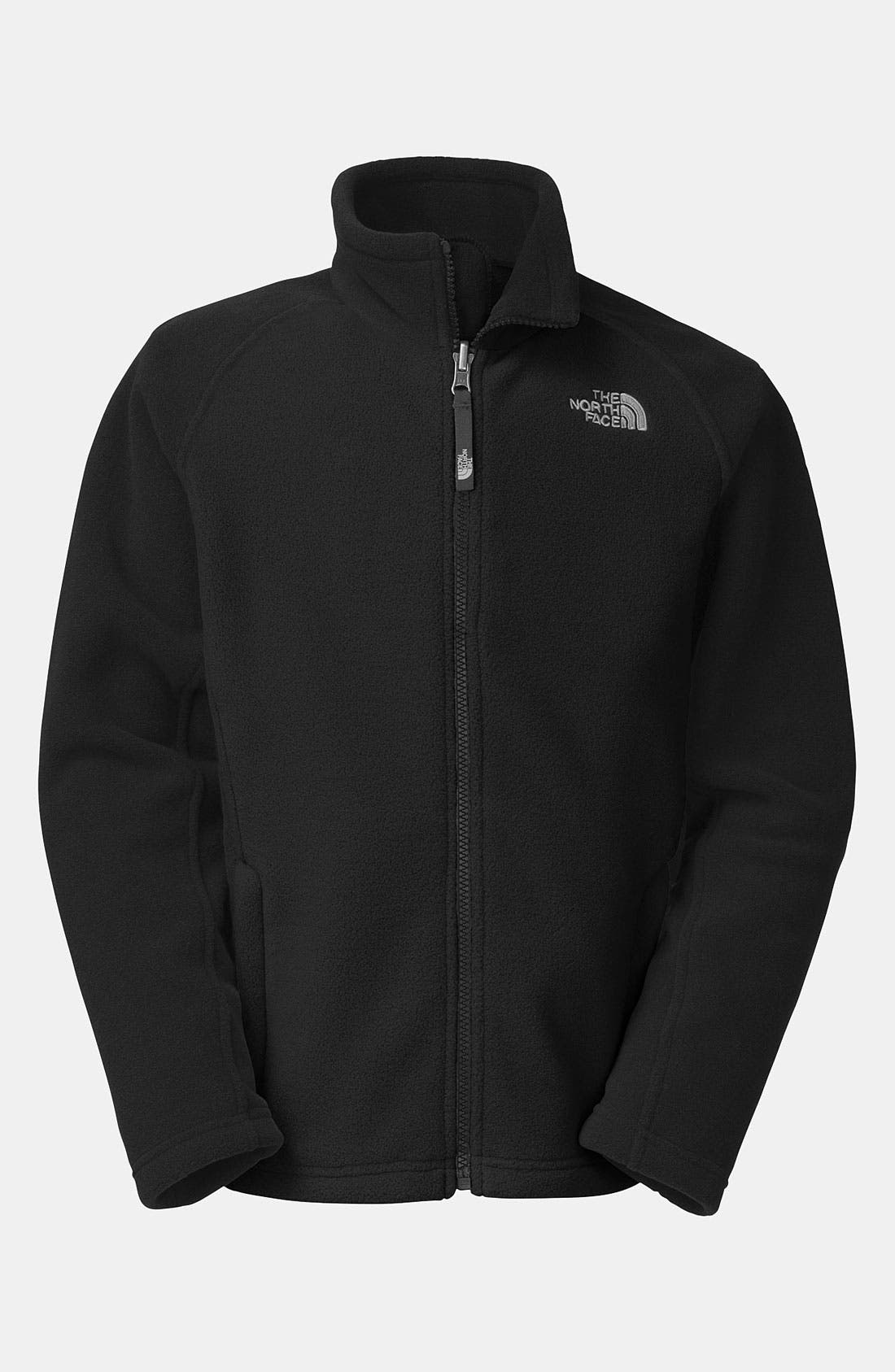 Alternate Image 1 Selected - The North Face 'Lil' RDT' Fleece Jacket (Big Boys)