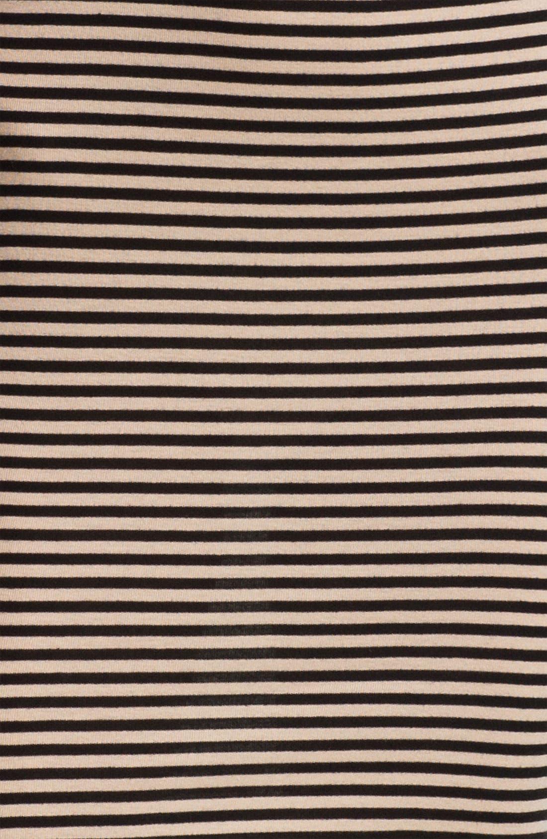 Alternate Image 3  - Kain 'Dylan' Stripe T-Shirt Dress