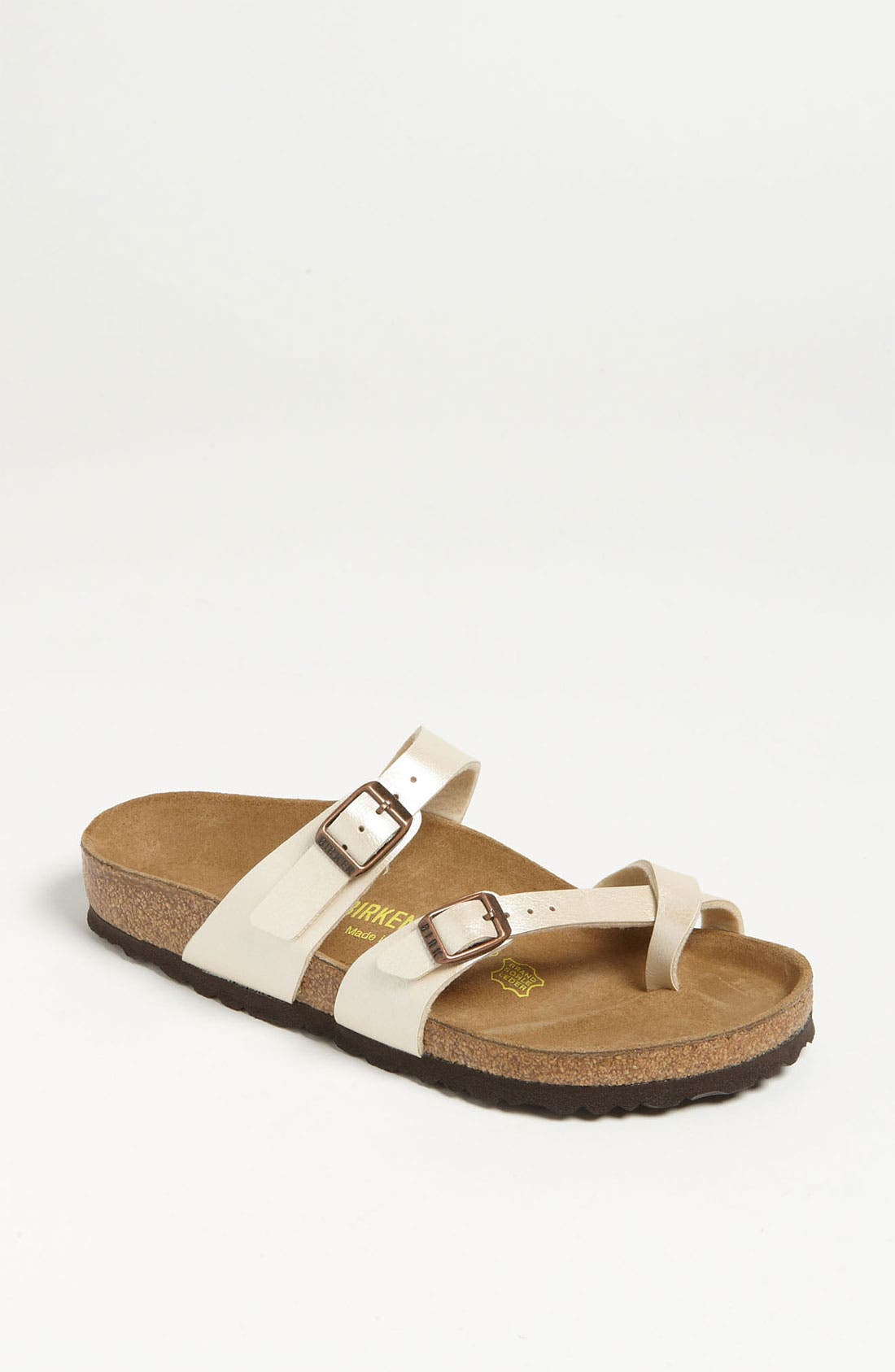 Alternate Image 1 Selected - Birkenstock 'Mayari' Birko-Flor™ Sandal (Women)
