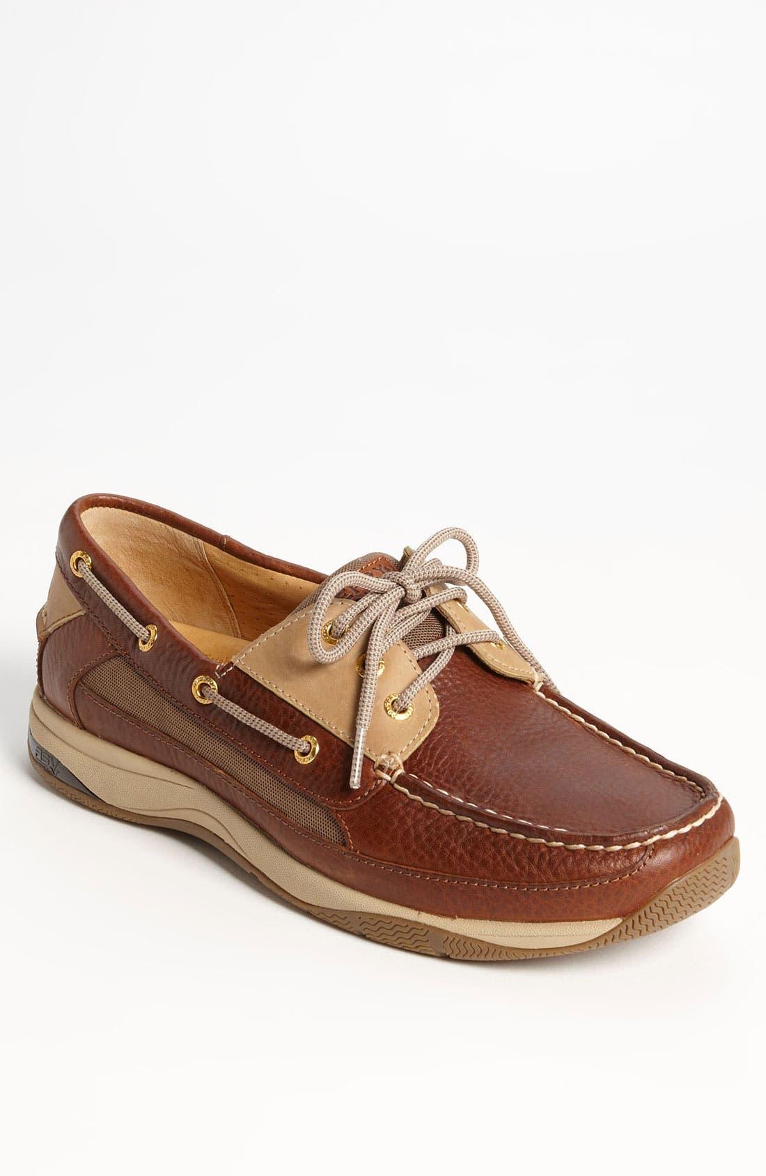 Sperry 'Gold Billfish 3-Eye' Boat Shoe