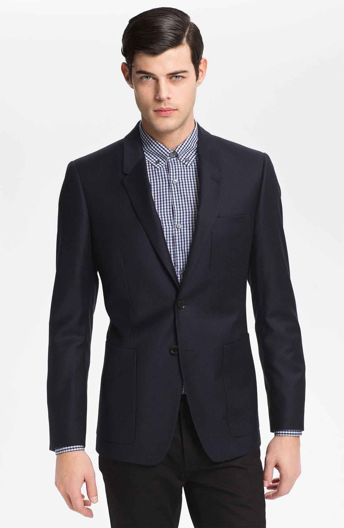 Alternate Image 1 Selected - Burberry London 'Mardale' Trim Fit Blazer