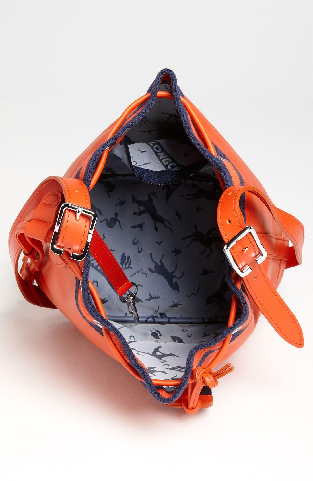 Alternate Image 3  - Longchamp 'Au Sultan' Drawstring Bag