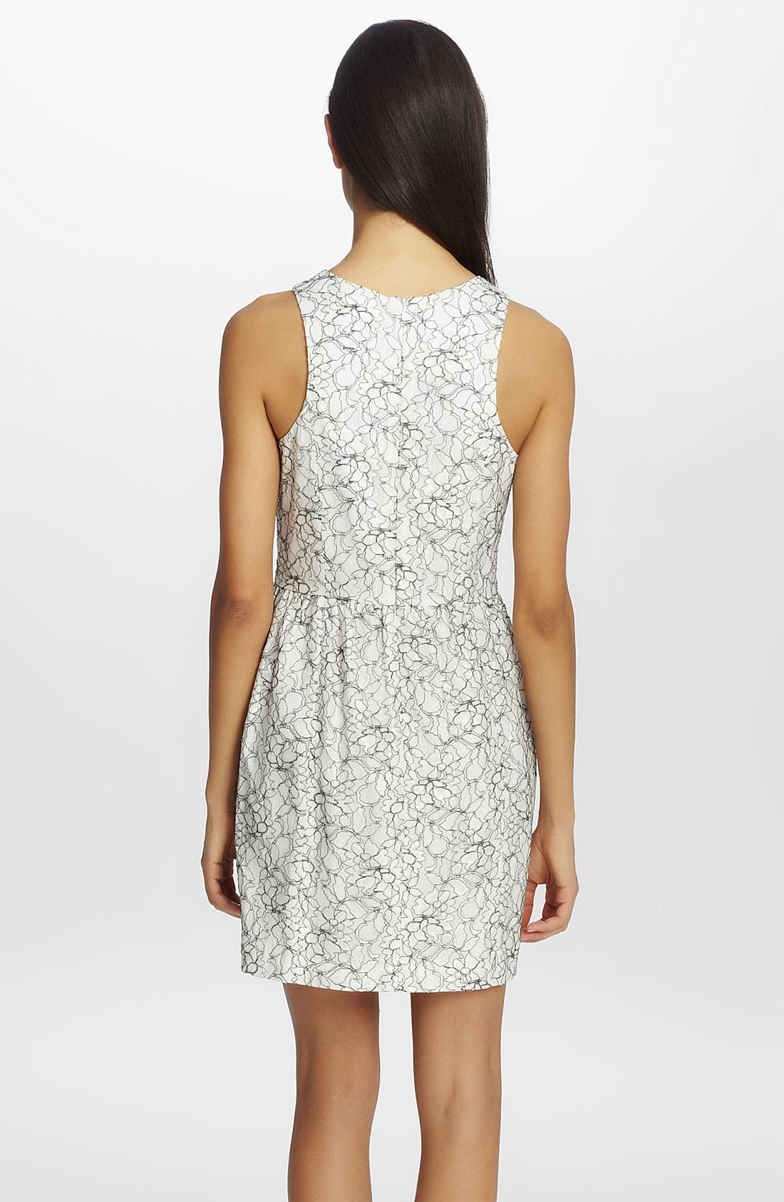 Alternate Image 2  - Cynthia Steffe 'Brooklyn' Lace Sheath Dress