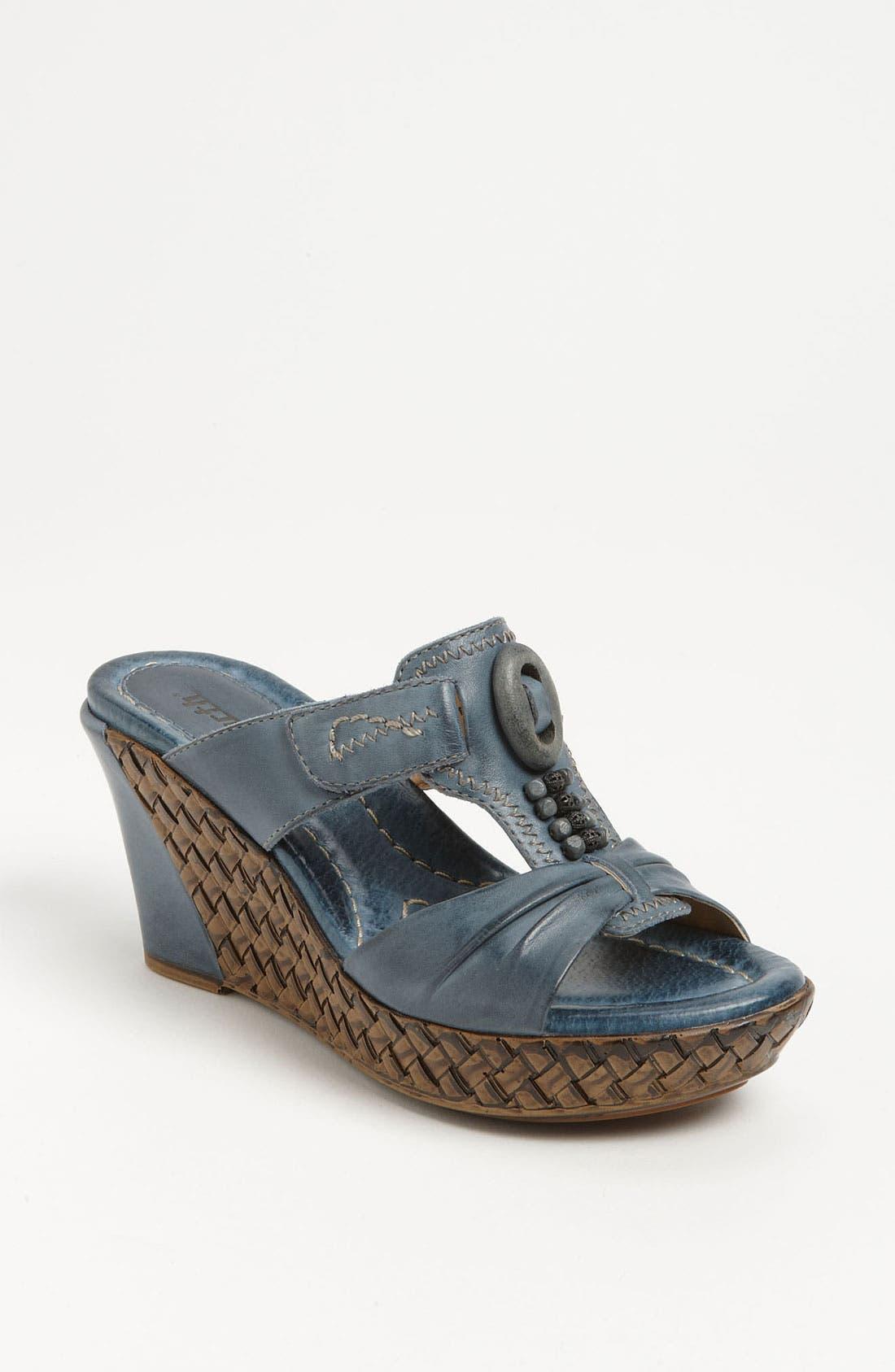 Alternate Image 1 Selected - Earth® 'Eden' Sandal