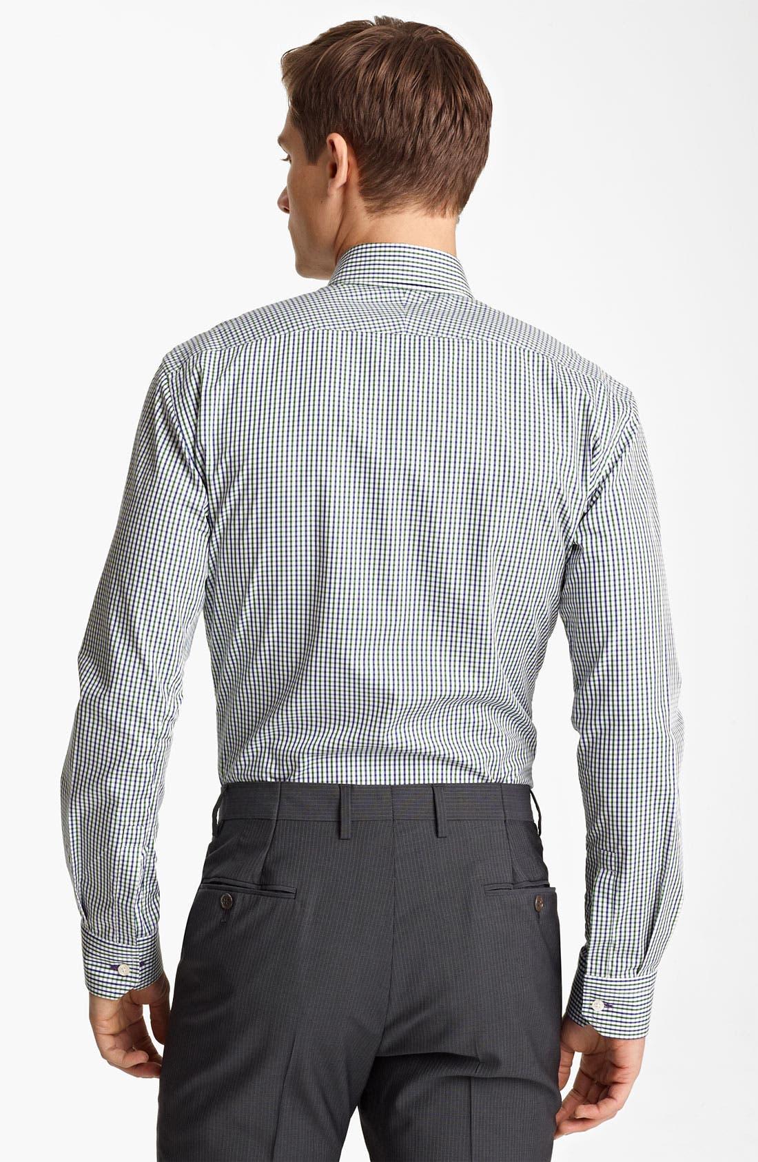 Alternate Image 2  - Paul Smith London Gingham Check Shirt