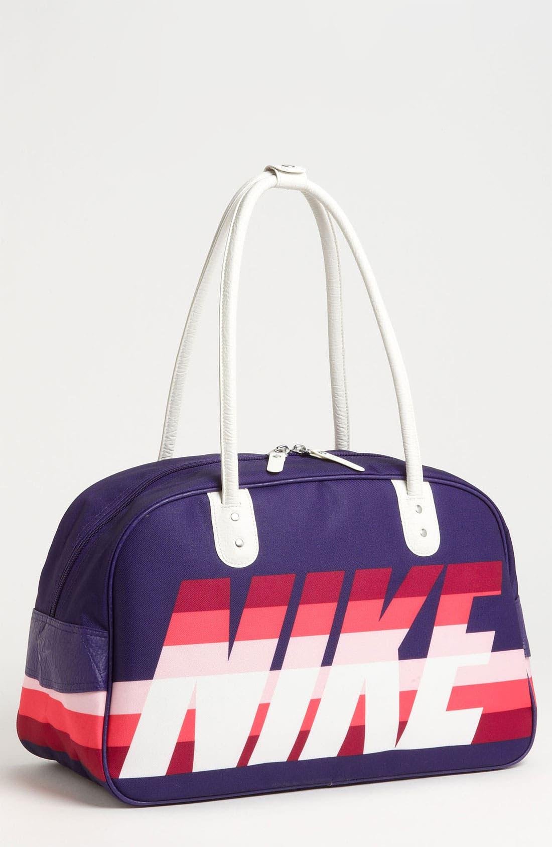 Alternate Image 1 Selected - Nike 'Heritage 76' Print Club Bag