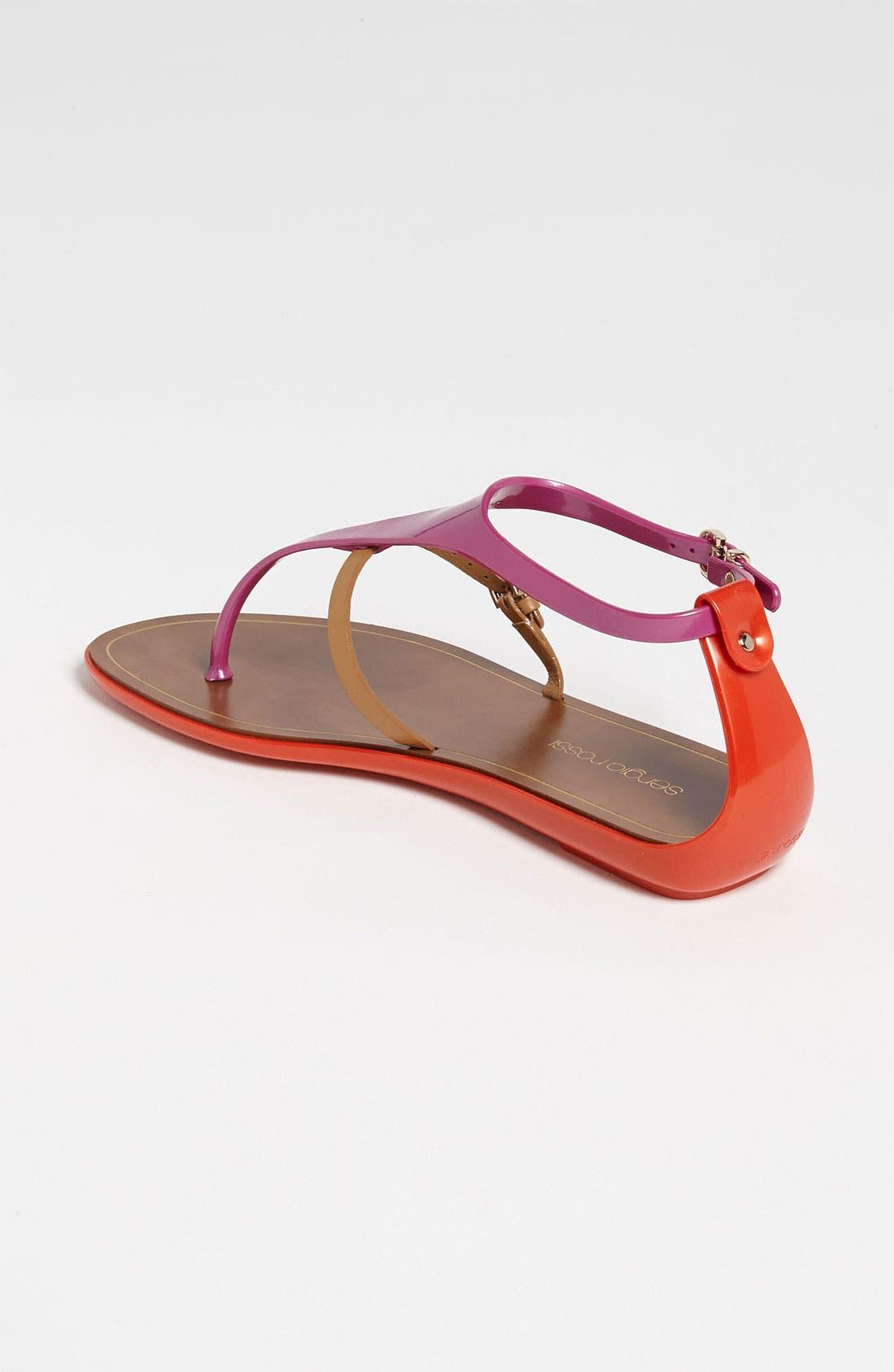 Alternate Image 2  - Sergio Rossi Thong Sandal