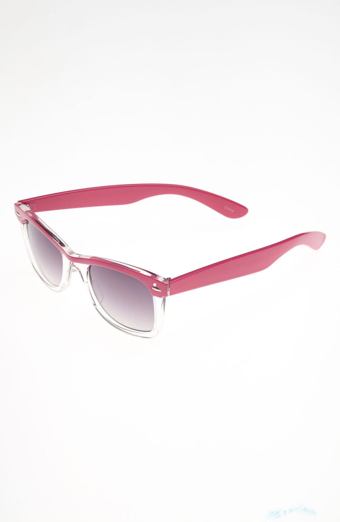 Alternate Image 1 Selected - Icon Eyewear Sunglasses (Girls)