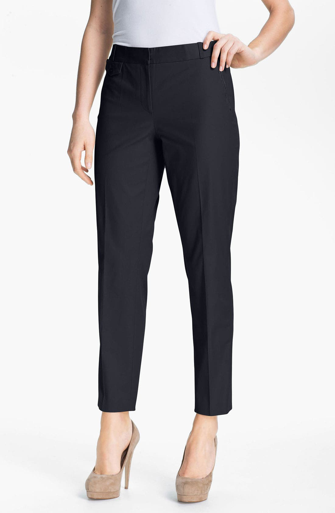 Alternate Image 1 Selected - Classiques Entier® 'New Chicca' Ankle Pants