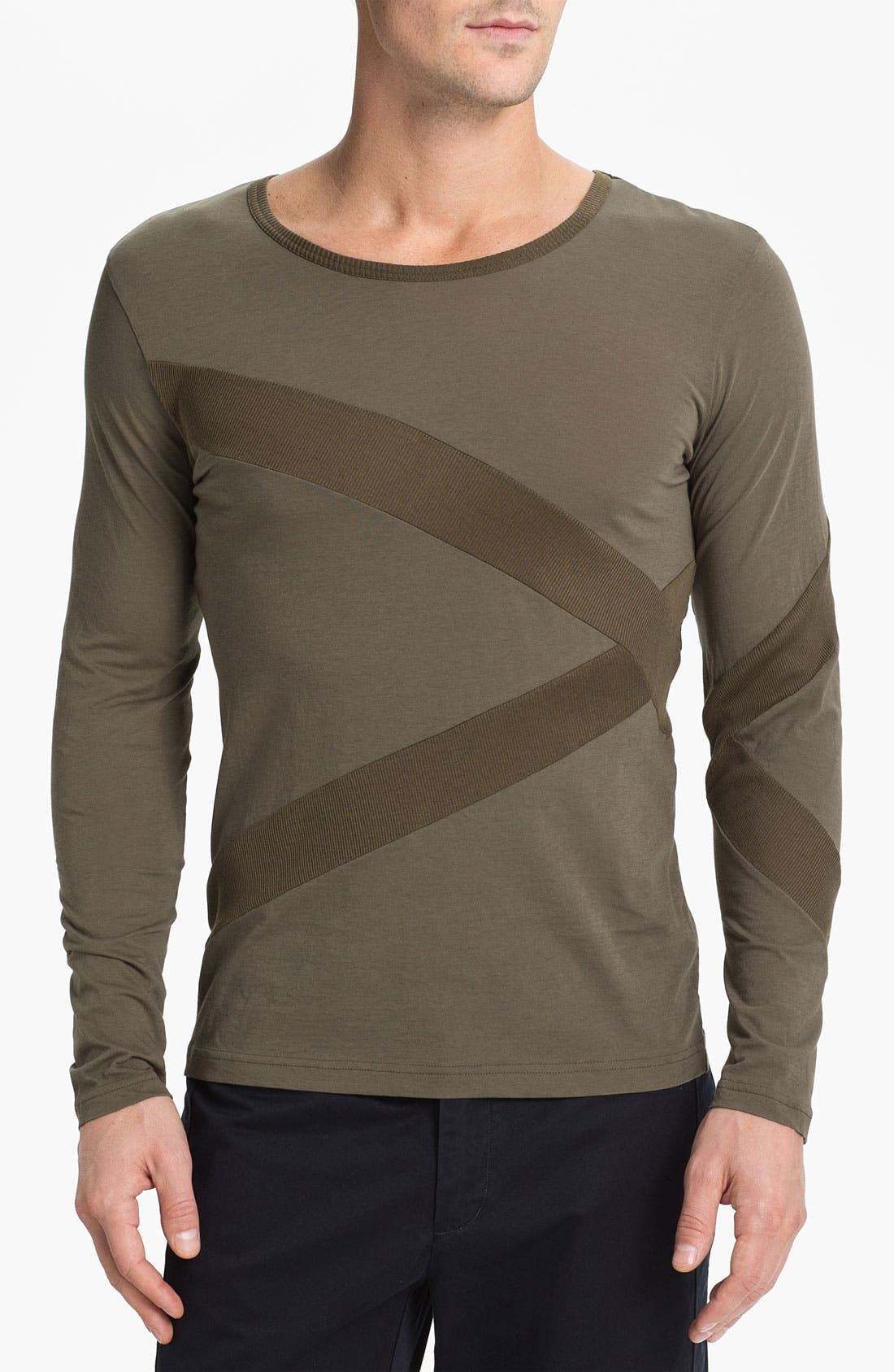 Alternate Image 1 Selected - adidas SLVR Long Sleeve T-Shirt