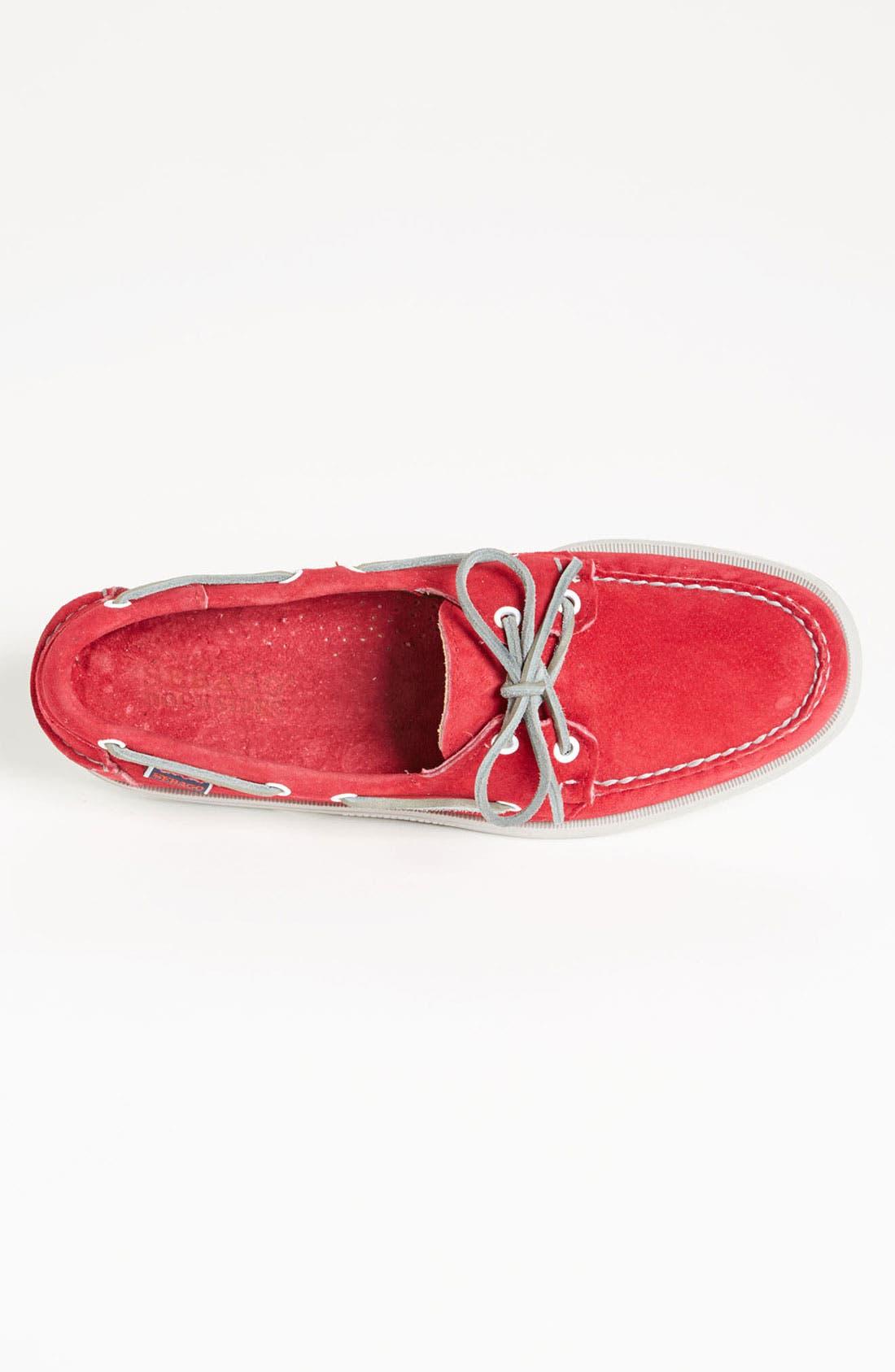 Alternate Image 3  - Sebago 'Docksides®' Suede Boat Shoe