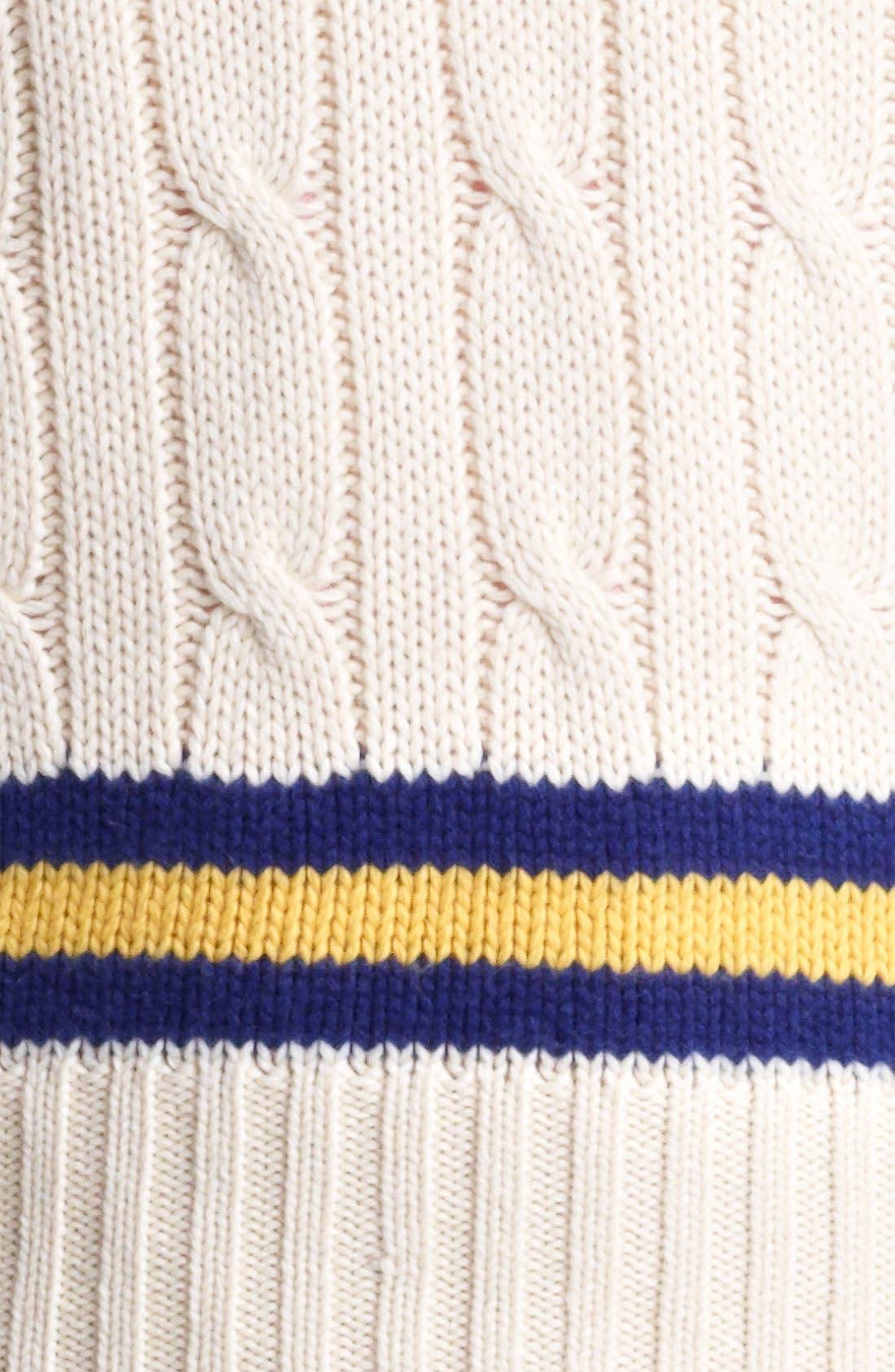 Alternate Image 3  - Polo Ralph Lauren V-Neck Sweater Vest